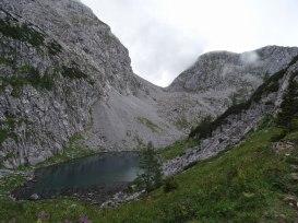 Kleine Reibn, Gloa Reib, Schneibstein, Pfaffenkegel, Weitlahnerkopf, Seeleinsee, Priesbergalm, Hinterbrand, Stahlhaus